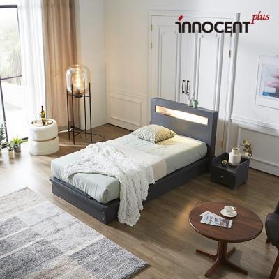 [이노센트] 리브 메시아 LED 평상형 침대 SS