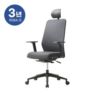 듀오백 Q1슈프림 Q1SP-HDA-C 메쉬 학생 게이밍 의자