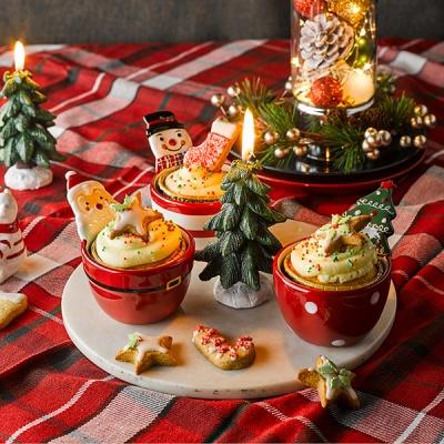 피나포레 별난 윈터랜드 바닐라 컵케이크 만들기