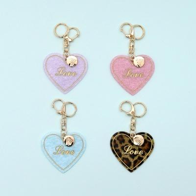 KEY RING_HEART 하트 키링