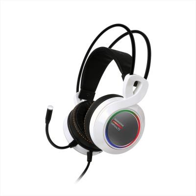긱스타 가상7.1 진동 RGB LED 게이밍 헤드셋 GH700