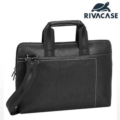 13.3형 노트북 가방 RIVACASE 8920 (액세서리 수납 공간 / 듀얼 지퍼 탑로딩 방식)