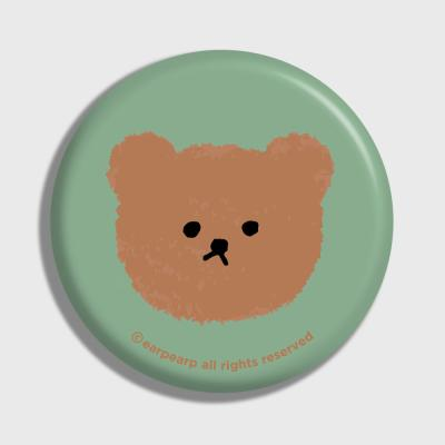 Dot big bear-pastel mint(거울)