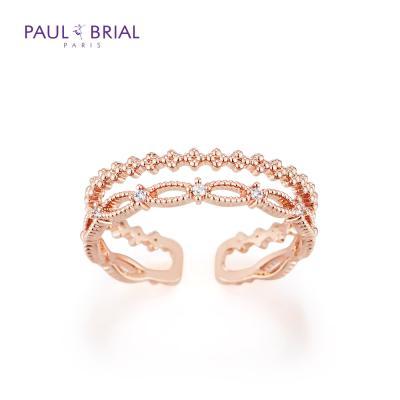 폴브리알 PMBR0014 버블라인 반지
