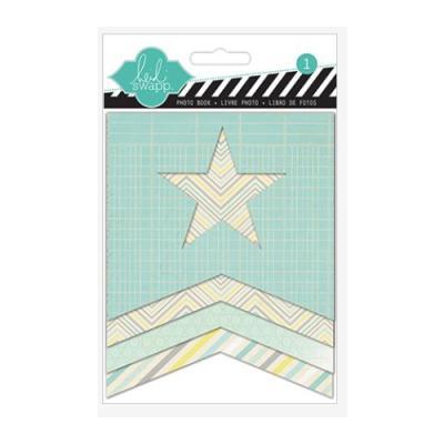 mini photo book - star