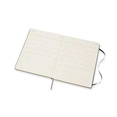 몰스킨 2020위클리(18M)/블랙 하드 XL