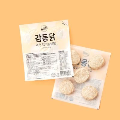 [감동닭] 닭가슴살 볼 3종 & 촉촉 닭가슴살 30팩