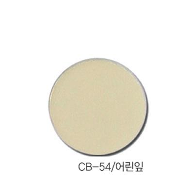 [현진아트] CB단면칼라우드락 5T 6X9 CB-54 어린잎 [장/1]  114483