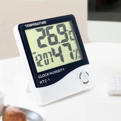 스마트 디지털 온도계 탁상시계