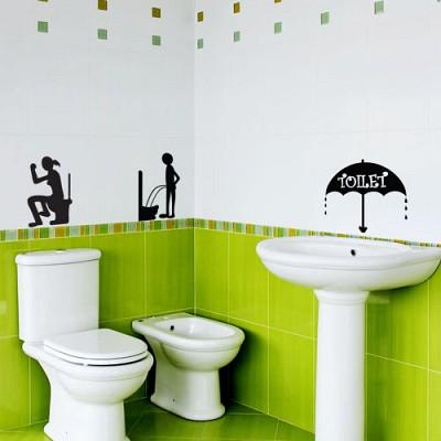 pa074-화장실표시스티커