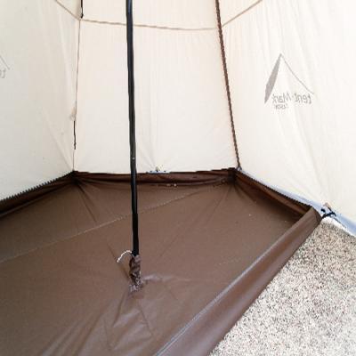 [텐트마크디자인] 서커스 그라운드 시트 하프