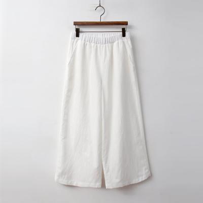 Linen Wide Pants - 9부