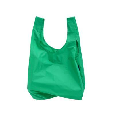 [바쿠백] 휴대용 장바구니 시장가방 Green Agate