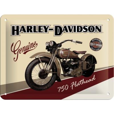 노스텔직아트[26135] Harley-Davidson Flathead