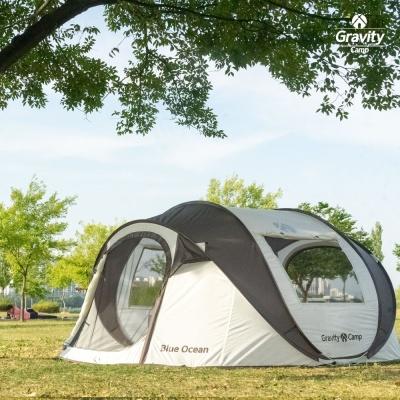 그라비티 캠프 원터치 텐트 자이언트 GV-040