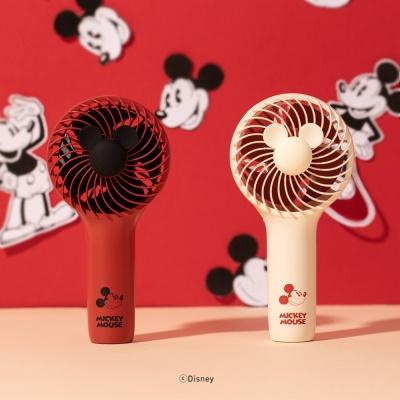 디즈니 미키마우스 휴대용 미니 핸디 선풍기