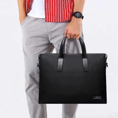 Modern 심플 briefcase 39x29cm 블랙 CH1692919