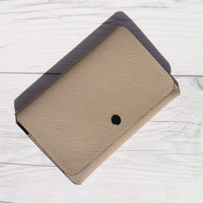 전자파차단 원단의 파우치 Type..웍스 여권지갑-그레이 No.8910 HA223-3