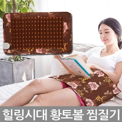 힐링시대 커버분리형 황토볼 찜질기 DRW-201