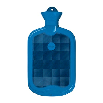 [생어] 보온물주머니 2L - 노커버 블루 (커버없어요)