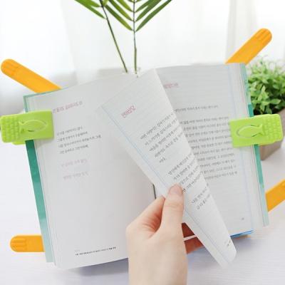 각도조절 접이식 Fix 클립 EQ감성 독서대 ThinkBook