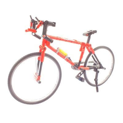 로드 바이크 자전거 블록 레드 192PCS