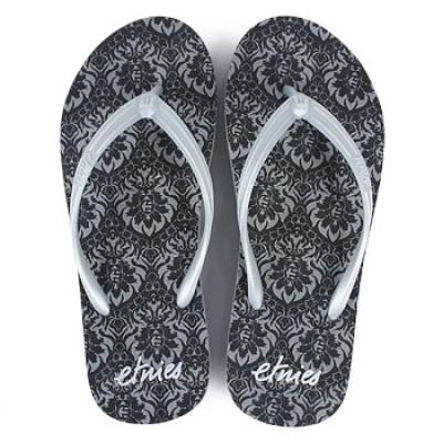 [Etnies SANDAL GIRLS] CHULA 3 (Black/Grey)