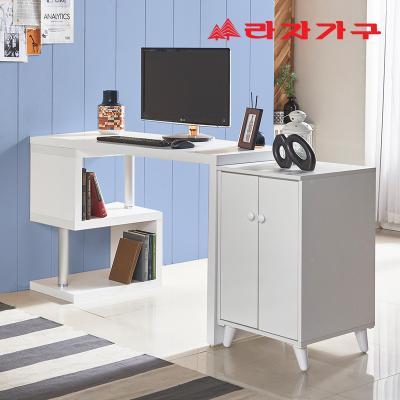무노 멀티 미니 H형 책상 세트 1200 A형