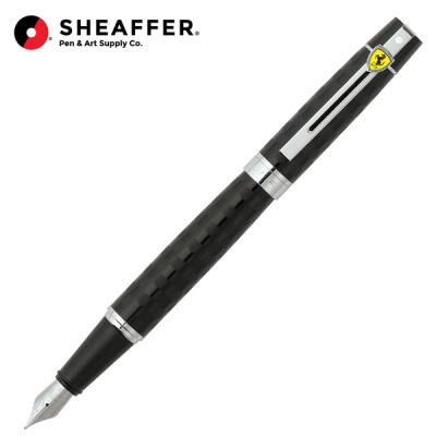 쉐퍼 페라리 SF300 체크 블랙 만년필 F9518