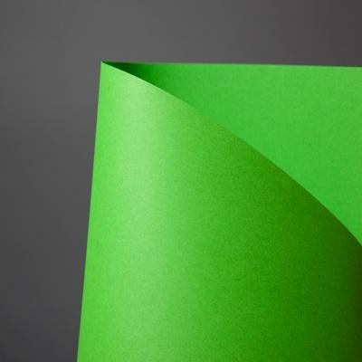 두성종이 칼라복사지 P60 녹색 A4 80g 25매포