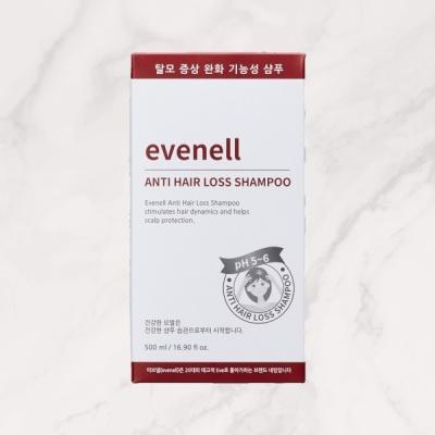 이브넬 안티헤어로스샴푸 (탈모증상완화기능성화장품)