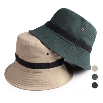 [디꾸보]바이오 턱끈 벙거지 아웃도어 모자 HN707