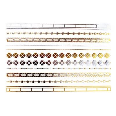 [글림스] 골드타투 금은박타투 GLEAMS Mint Sheet M-2 / 겟잇뷰티추천상품