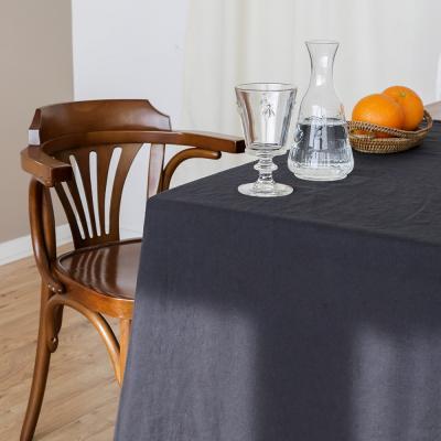 포홈 린넨 식탁보 테이블보(6인용) (3color)