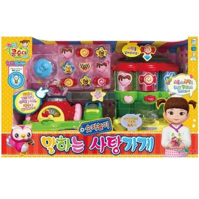 영실업 콩순이 숫자놀이 말하는 사탕가게 장난감