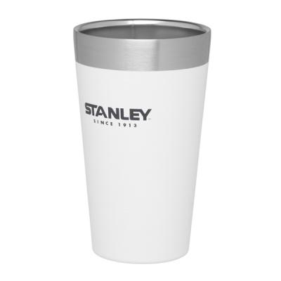 [STANLEY] 스탠리 스태킹 진공 파인트 473 화이트