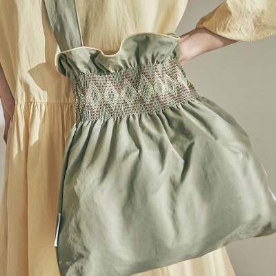 Moana eco bag_khaki