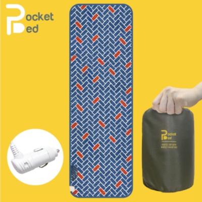 차박/캠핑 휴대용 전기장판 <포켓베드> 차박용 DC12V