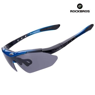 락브로스 스포츠고글 편광고글 자전거 선글라스 10007