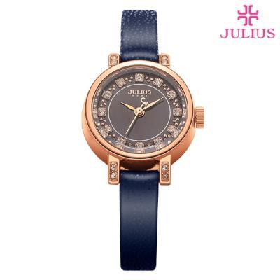 줄리어스 JA-884 에블린 (4color) 여성 가죽시계