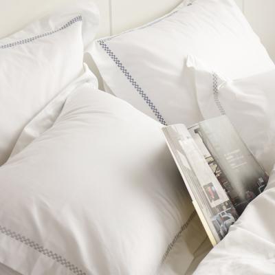 [포홈]프리미엄 호텔침구 모노 홑겹 이불세트 Q (2 color)