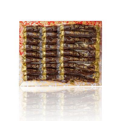 금산 홍삼정과 선물 비단지함(대) 1.2kg/26~30뿌리