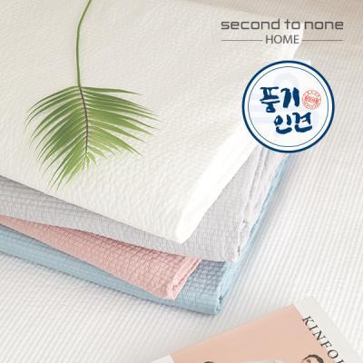 [세컨투넌] 썸머 에이스 풍기인견 100% 침대패드 Q