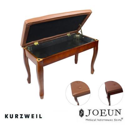 [영창] 어쿠스틱 일반 피아노 전용 의자(월넛/체리)
