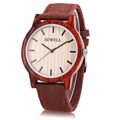 Bewell The Base-비웰 우드손목시계(4컬러)