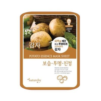 네이처바이 감자 에센스 마스크 23g(30개)