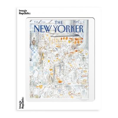 THE NEW YORKER/SEMPE RESTAURANT