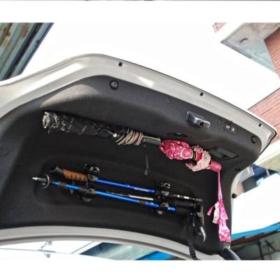 차량 트렁크 다용도 우산걸이 골프채 등산 스틱 거치