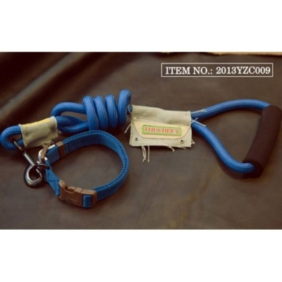 터치독 강아지 목줄세트 2013Y.ZC009(7mm)
