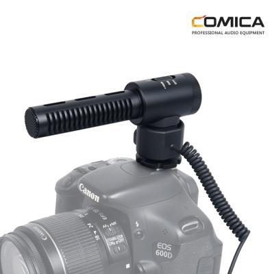 [COMICA] 코미카 지향성 소형 샷건 마이크 CVM-V20